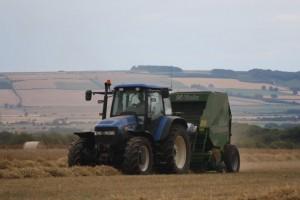 Harvest baler